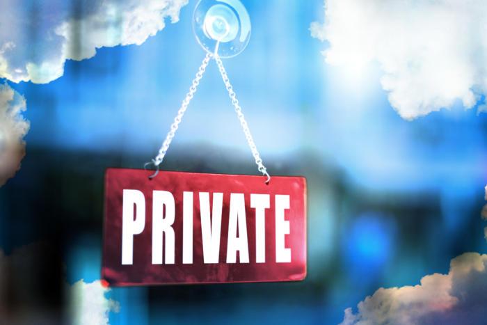 ابر خصوصی
