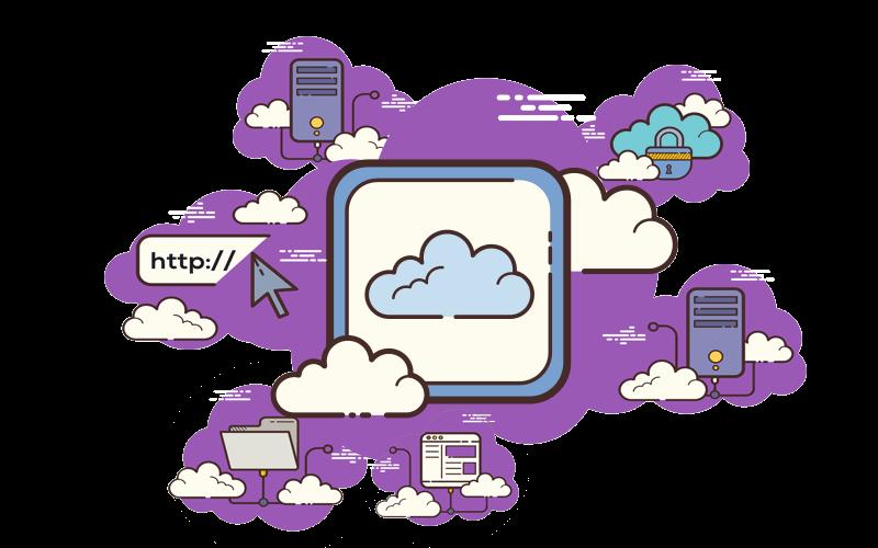 فضای ذخیره سازی ابری پشتیبان