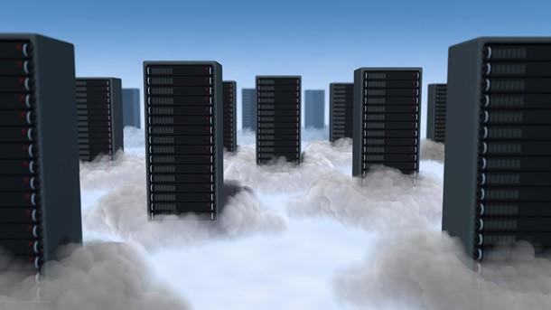 میزبانی فایل یا ذخیره سازی ابری