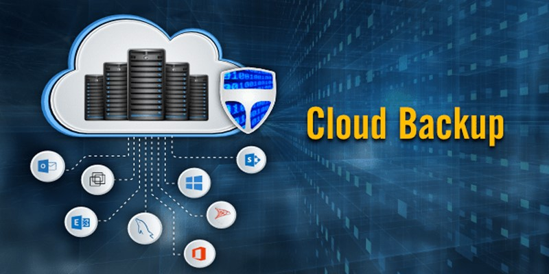 cloud storage for backup