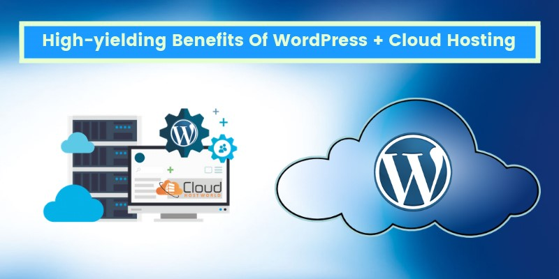 cloud server for wordpress websites