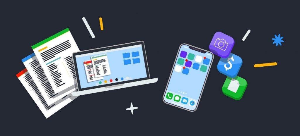 فروش انلاین محصولات دیجیتال