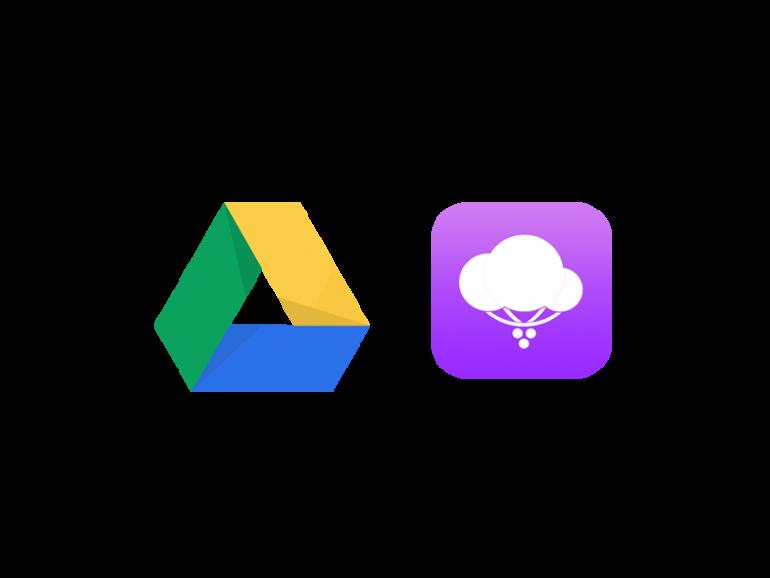 انتقال فایلهای گوگل درایو به فضای ابری پشتیبان