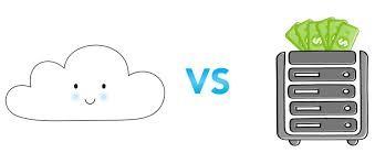 file hosting vs cloud storage