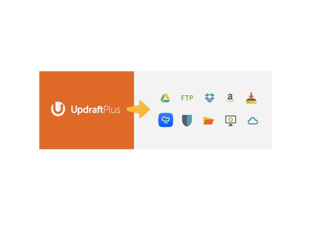 بک آپ گیری با افزونه updraftplus و ذخیره سازی در فضای ابری s3 پشتیبان