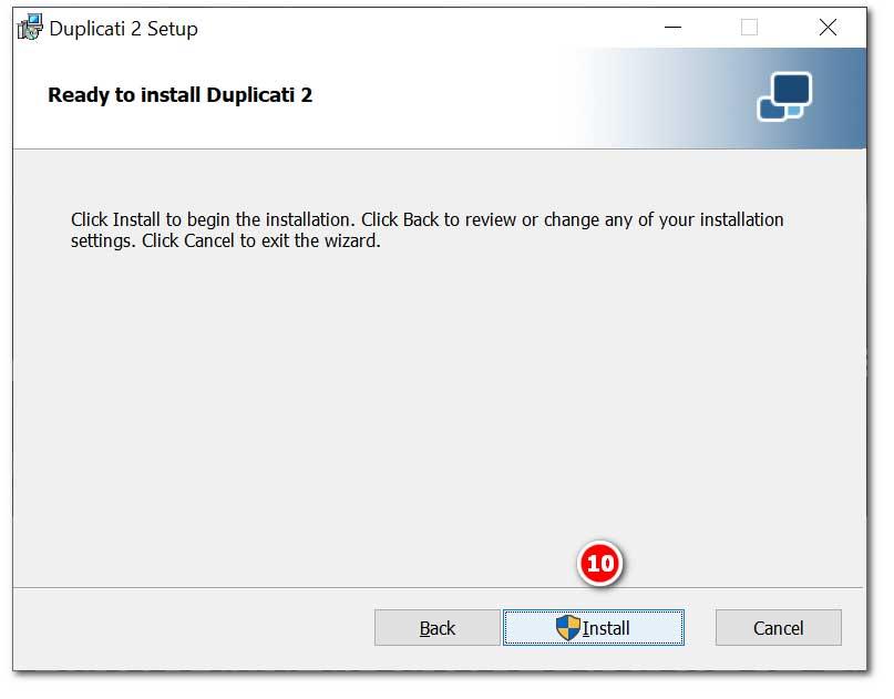 نصب دوپلیکاتی در ویندوز را انجام دهید