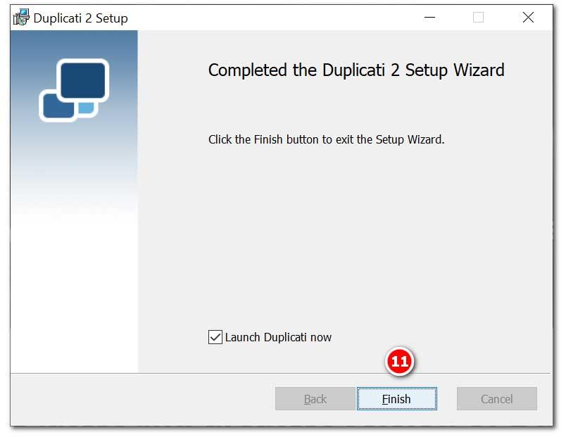 اتمام نصب دوپلیکاتی در ویندوز